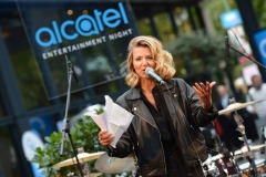 Ella Endlich Alcatel Entertainment Night feat. Music Meets Media im Sheraton Grand Hotel Esplanade in Berlin am 01.09.2017 Foto: BrauerPhotos / O.Walterscheid
